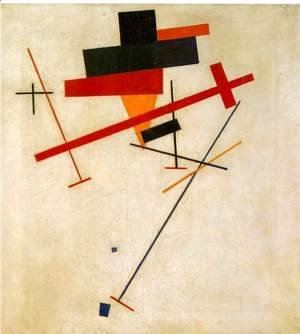 Suprematist Painting 1915