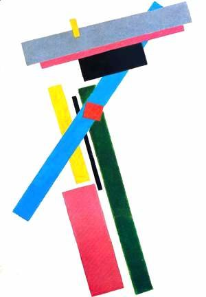 Suprematistic Construction