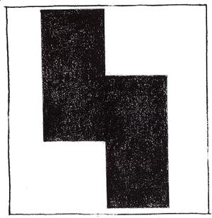 Movement Suprematist square
