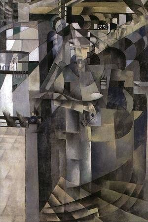 Kazimir Severinovich Malevich - Life In The Grand Hotel