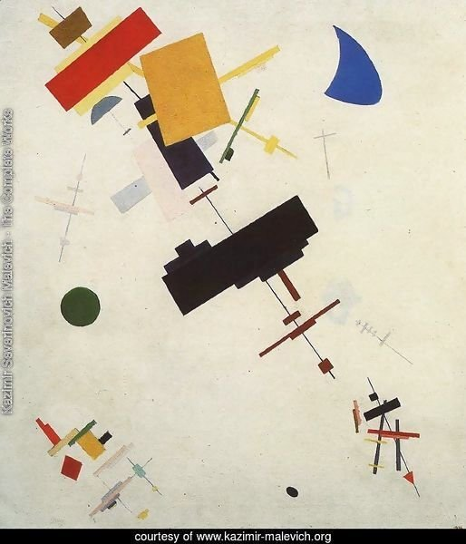 Dynamic Sitemap: Kazimir Severinovich Malevich