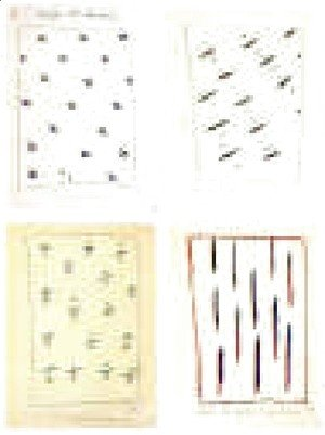 Kazimir Severinovich Malevich - Textile Patterns
