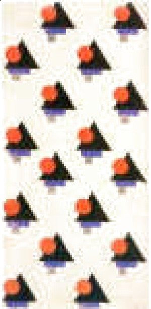 Kazimir Severinovich Malevich - The First Textile Design With Suprematist Ornament